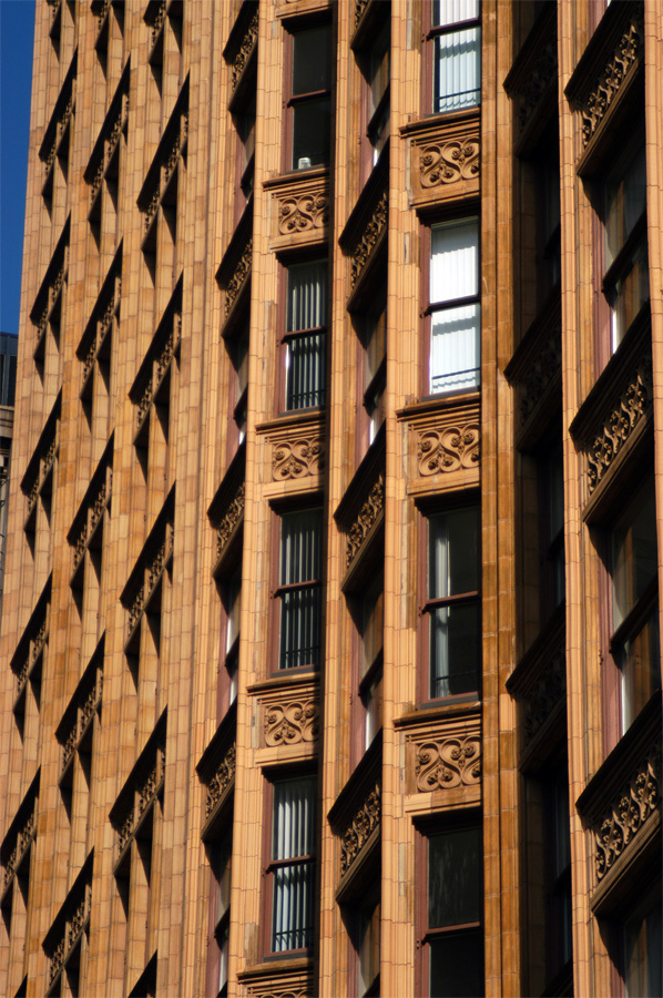 Windows on Dearborn, downtown Chicago