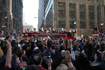 White Sox ticker-tape parade, October 28,2005