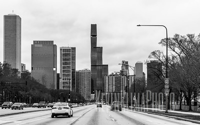 Driving North on LSD