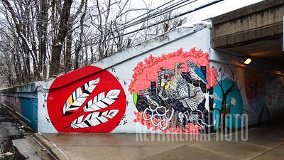 Rogers Park Street Art