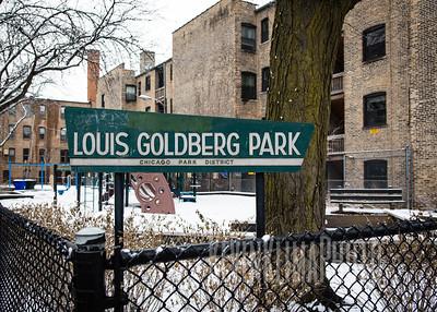 Louis Goldberg Park