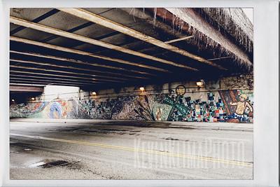 Foster / LSD Underpass Art
