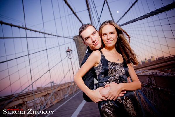Engagement Photographer in Chicago and New York - Sergei Zhukov