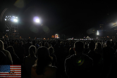 Obama rally, Grant Park Chicago, Election Night, Nov. 4, 2008