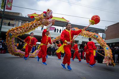 Argyle St. Parade