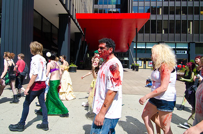 Zombies Downtown