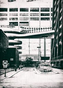 Hancock Building Parking