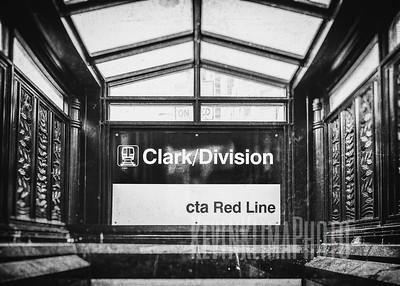Clark/Division cta Red Line