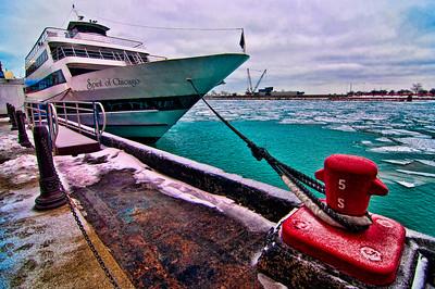 Freezin' cold Pier