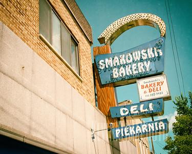 Smakowski Bakery  (closed)