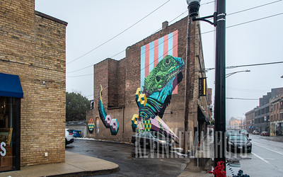 Clark Street Mural