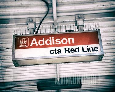 Addison - CTA Red Line