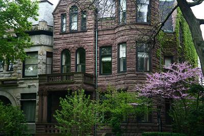 Brownstone on Belden Ave, Lincoln Park (Depaul)
