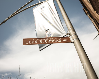 Honorary John R. Conrad Way