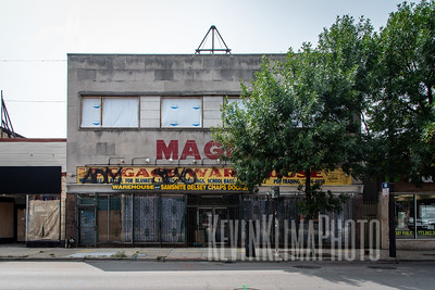 Magna Luggage Warehouse