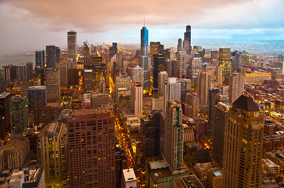 Chi-town Before Dark