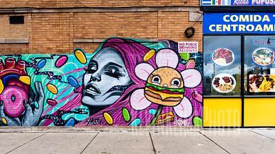 Albany Park Street Art