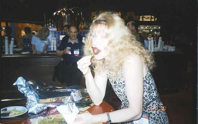 2000-5-20 Restaurant Show-Strawberry2