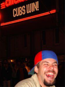 Cubs WIN!!!