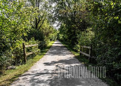 Oswegoland Park Entrance