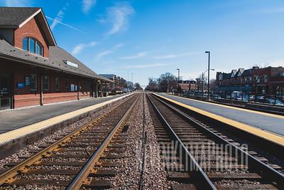 Park Ridge Metra Station