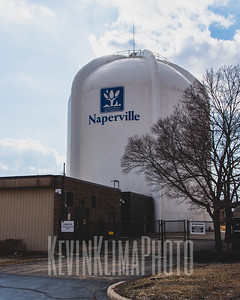 Naperville, IL Water Tower