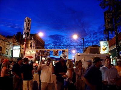 Chicago's Taste of Lincoln Avenue Festival 2005