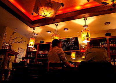 Bistro Campagne, a french Restaurant in Lincoln Square