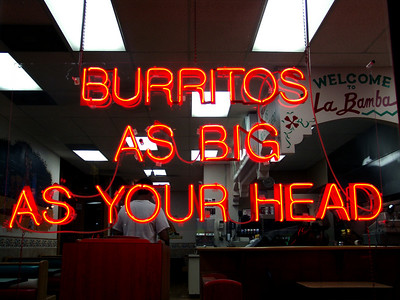 La Bamba, Halsted & Diversey, Chicago