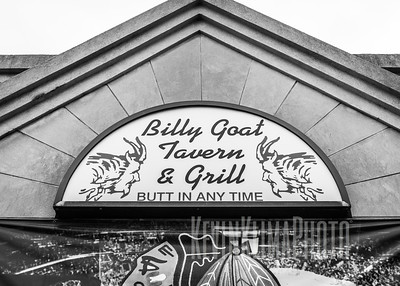 Billy Goat Tavern & Grill