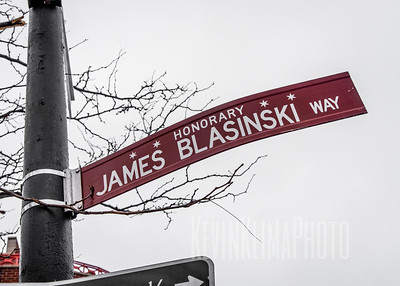 Honorary James Blasinski Way