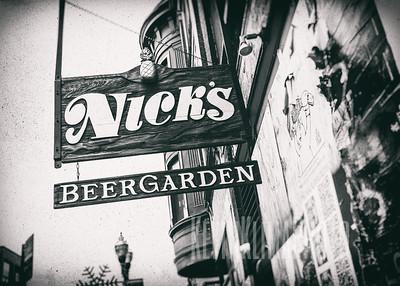 Nick's Beergarden