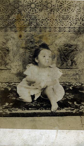 Baby Jack Goldberg (son of Max Goldberg)