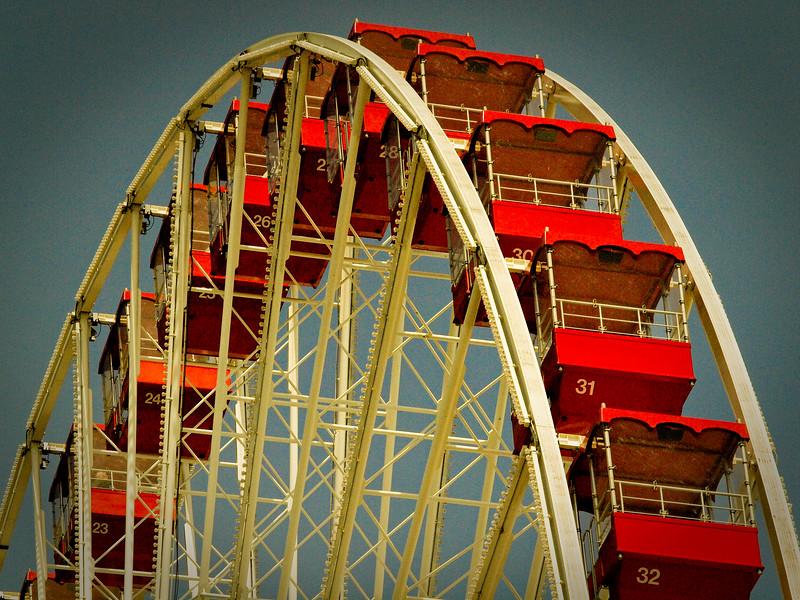 150' Ferris Wheel on Navy Pier, Chicago, IL