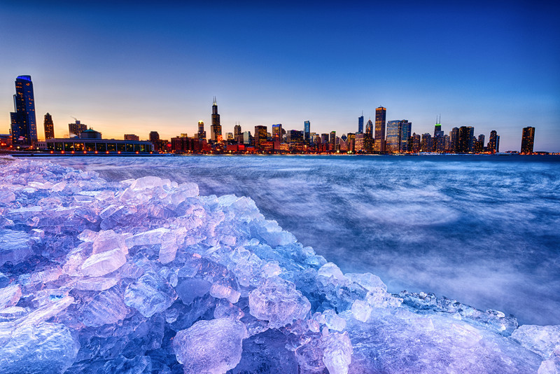 Spring in Chicago?