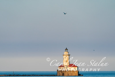 Chicago Harbor Lighthouse 2