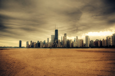 Sand and City