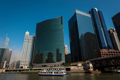 On the Chicago River