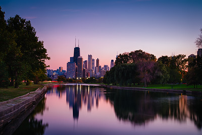 Reflections from Lincoln Park