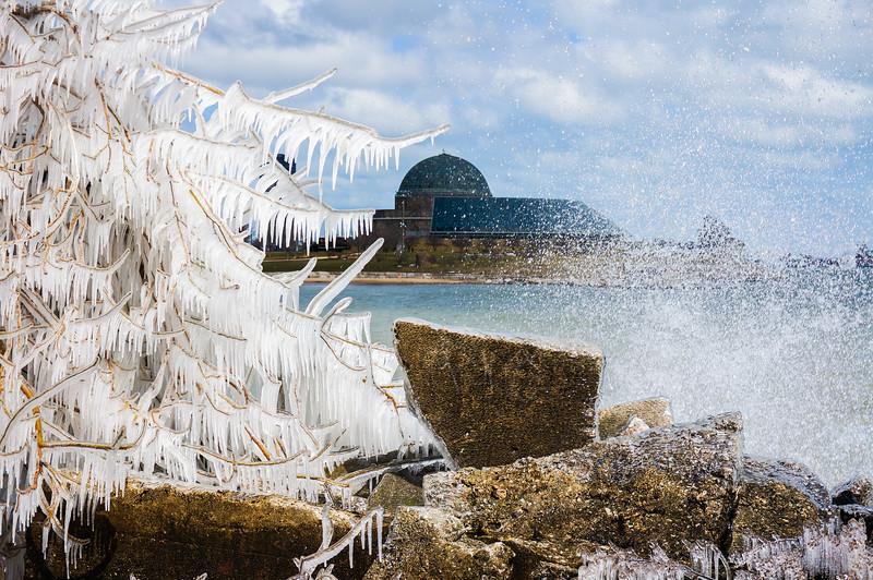 Lakeshore Ice Storm