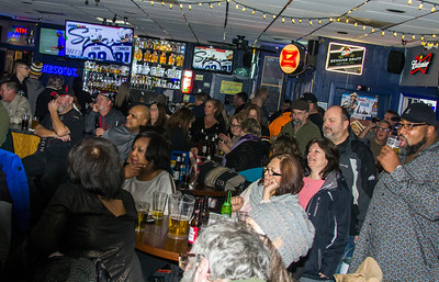 Joe Morganfield packed the house at Cuzin's in Tinley Park
