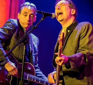Dick Pruitt (l) and Dave Pruitt   The Bel Airs