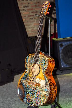 Nicholas Barron's Guitar