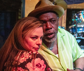 Rosa's Amberly Stokes with Lurrie Bell