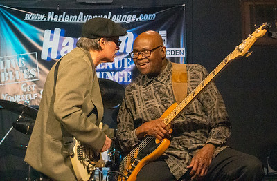 Studebaker John (l) and Kenny Pickens