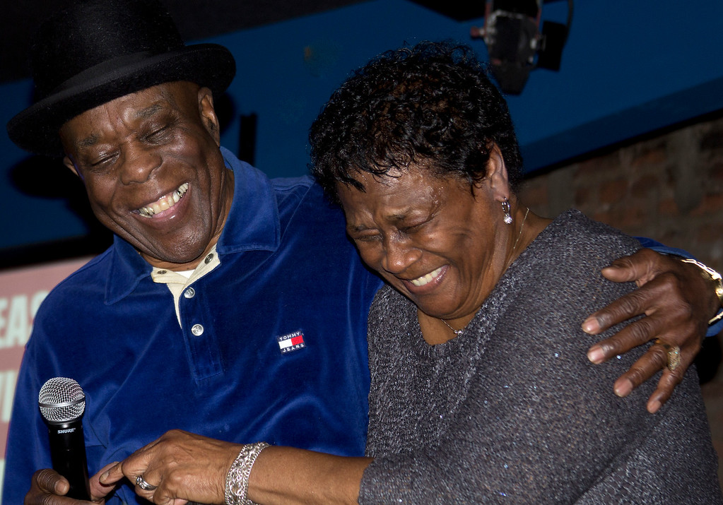 11.27.16 | Buddy Guy with Mary Lane at Mary Lane's Birthday Bash @ Legends
