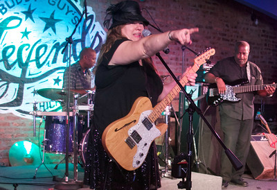 Low-reen and the Maxwell St. Market Blues Jam | Buddy Guy's Legends