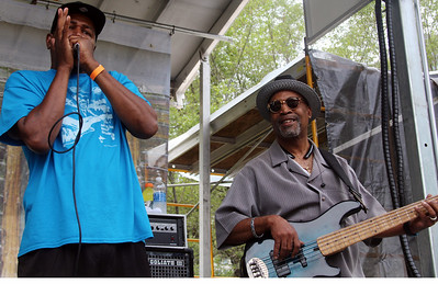 John Primer and the Real Deal Blues Band | Front Porch Stage