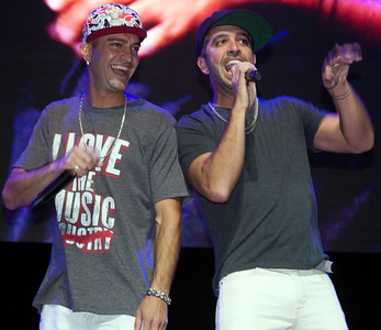 Rappers The Q Brothers