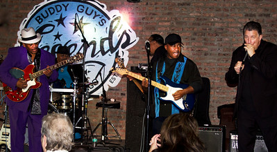 Charlie Love and the Silky Smooth Blues Band